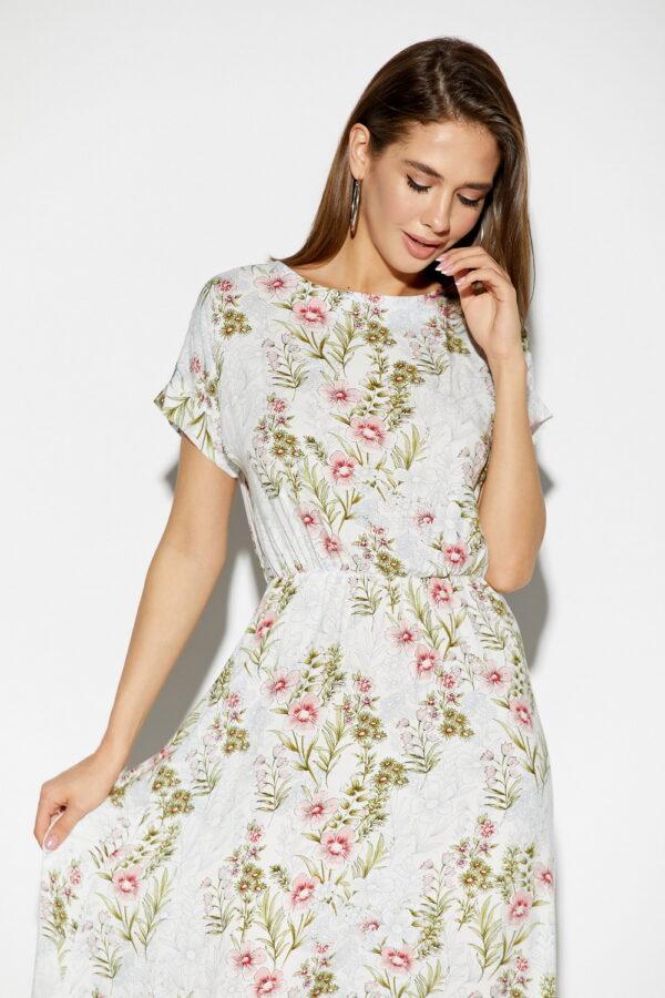 Платье Джессика Белый Karree