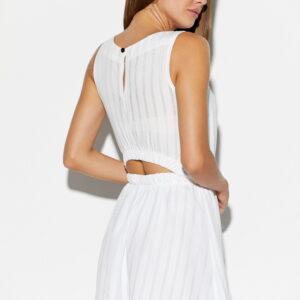 Платье Анаконда Белый Karree купить Платье