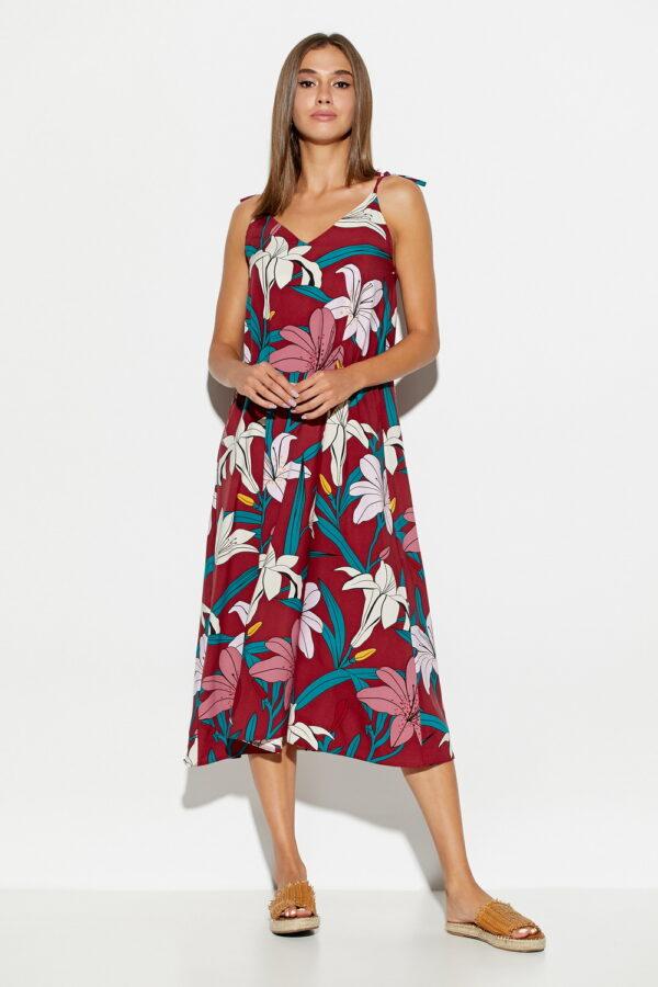 Платье Лилиан Марсала Karree