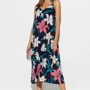 Платье Лилиан Темно-синий Karree купить Платье