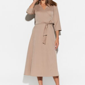 Платье Тайра Темно-бежевый Karree купить Платье