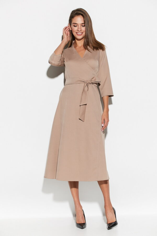 Платье Тайра Темно-бежевый Karree