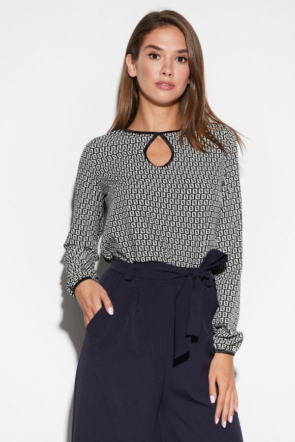 Блуза Вега Белый Karree