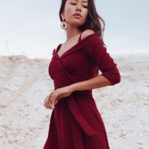 Платье Алия Марсала Karree купить Платье