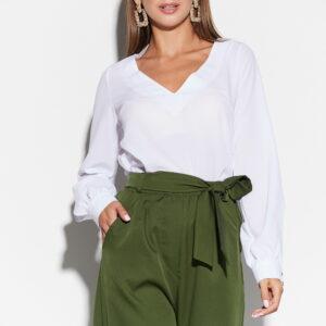 Блуза Зетта Белый Karree купить Блуза