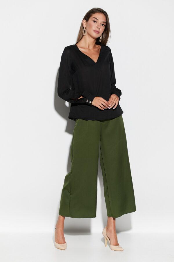 Блуза Зетта Черный Karree