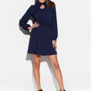 Платье Мирта Темно-синий Karree купить Платье