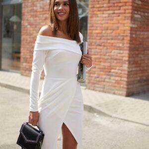 Платье Космо Белый Karree купить Платье