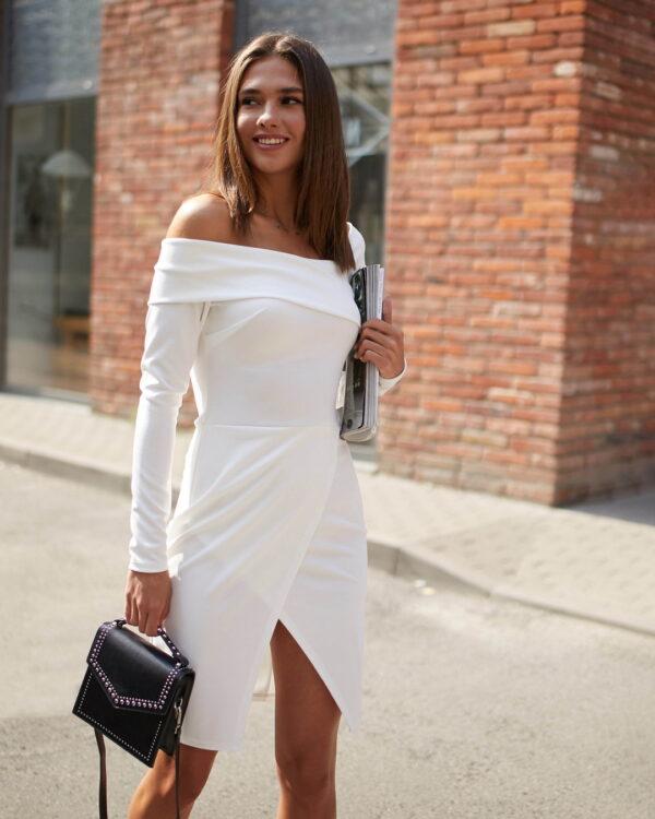 Платье Космо Белый Karree