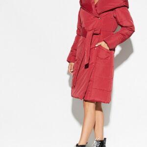 Пальто Сантино Красный Karree купить Куртка