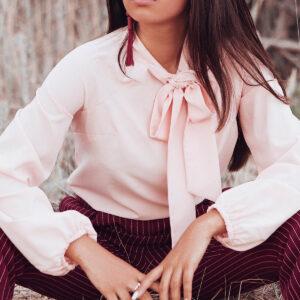 Блуза Лика Персик Karree купить Блуза