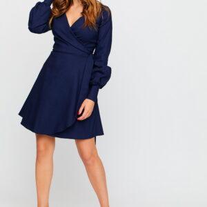 Платье Айрис Темно-синий Karree купить Платье