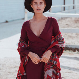 Платье Айрис Бордо Karree купить Платье