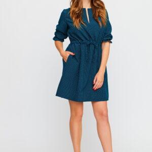 Платье Таша Темно-зеленый Karree купить Платье