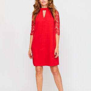Платье Кристен Красный Karree купить Платье