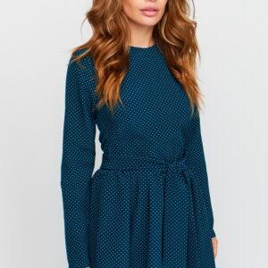 Платье Мадлен Темно-зеленый Karree купить Платье