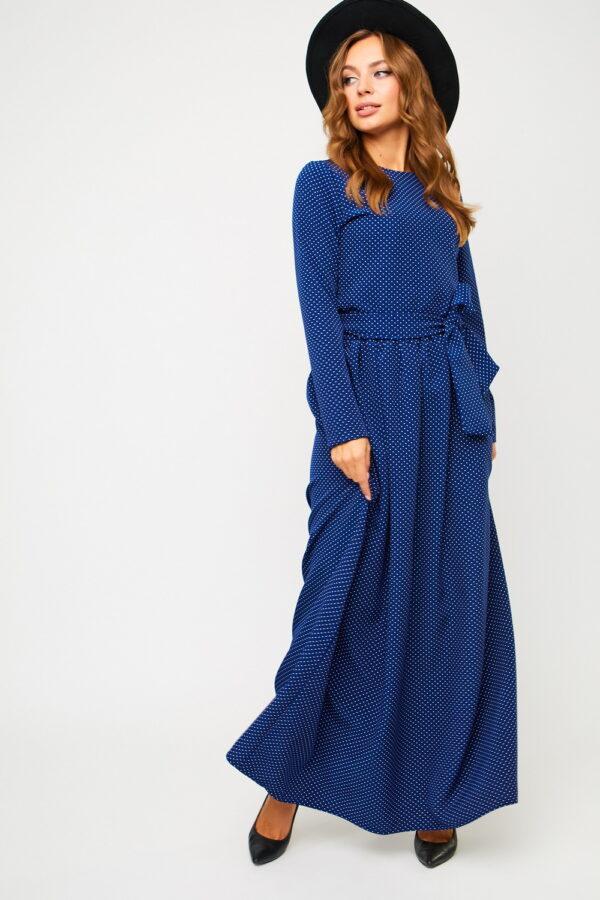 Платье Мадлен Темно-синий Karree