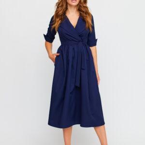 Платье Мэй Темно-синий Karree купить Платье