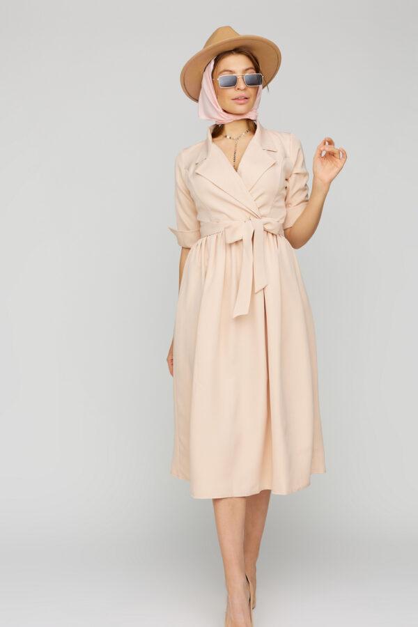 Платье Мэй Бежевый Karree