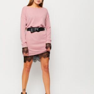 Платье Сантос Пыльно-розовый Karree купить Платье