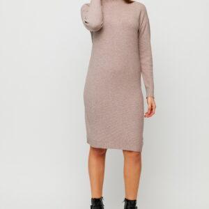 Платье Лора Темно-бежевый Karree купить Платье