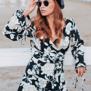 Платье Круиз Черный Karree купить Платье