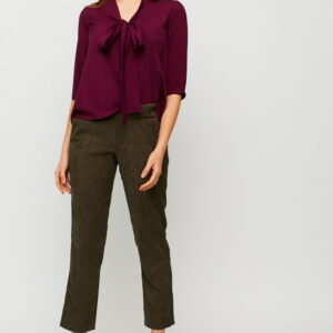Блуза Глория Бургунди Karree купить Блуза