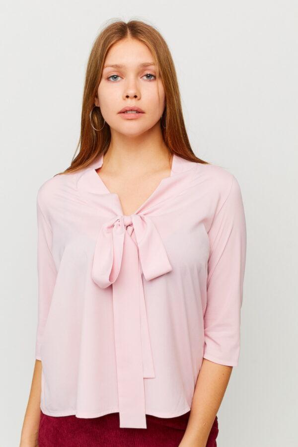Блуза Глория Пыльно-розовый Karree