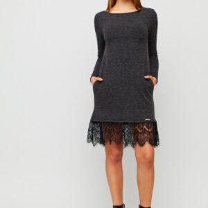 Платье Гауди Темно-серый Karree купить Платье