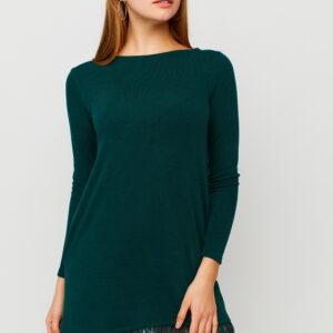 Платье Гауди Темно-зеленый Karree купить Платье
