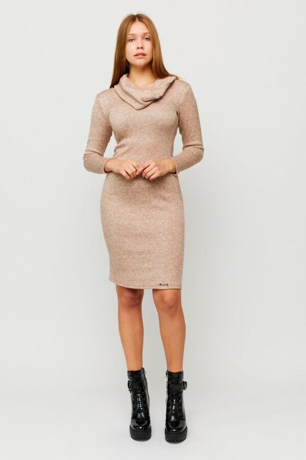 Платье Наполи Песочный Karree