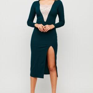 Платье Тоскана Темно-зеленый Karree купить Платье