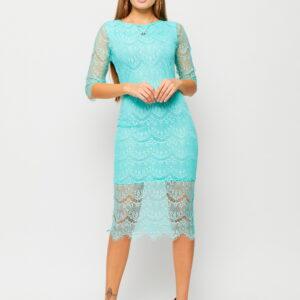Платье Совиньон Ментоловый Karree купить Платье