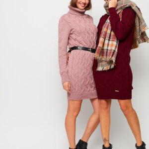 Платье Сити Пыльно-розовый Karree купить