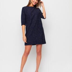 Платье Ассоль Темно-синий Karree купить Платье