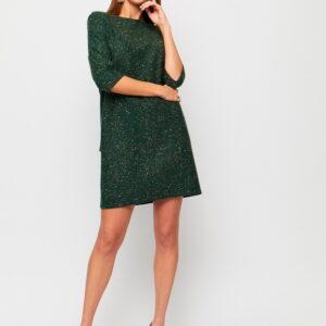 Платье Ассоль Темно-зеленый Karree купить Платье