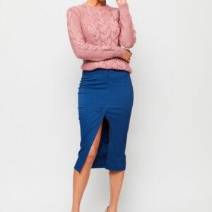 Свитер Виола Пыльно-розовый Karree купить Свитшот