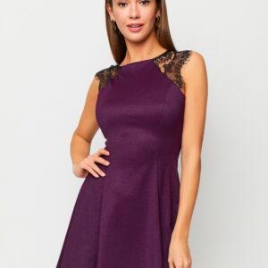 Платье Брют Фиолетовый Karree купить Вечернее платье