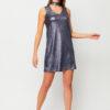 Платье Мемфис Темно-синий Karree