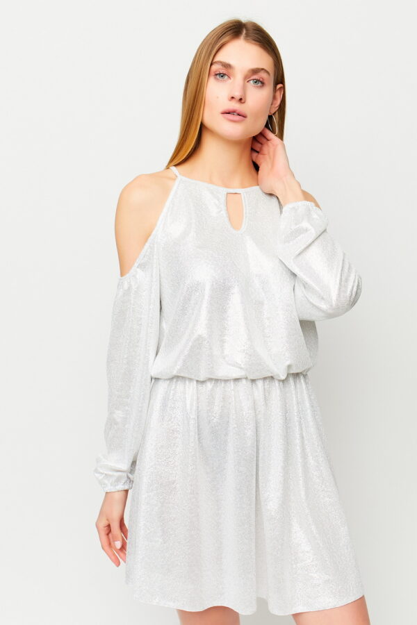 Платье Сабина Белый Karree