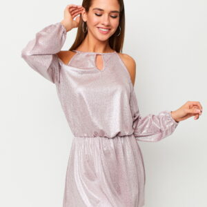 Платье Сабина Пудровый Karree купить Вечернее платье