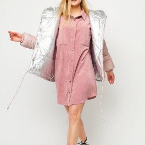 Платье Каркаде Пыльно-розовый Karree купить Платье