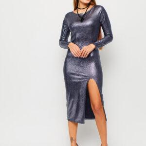 Платье Муза Темно-синий Karree купить Вечернее платье