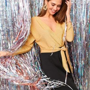 Платье Надин Золото Karree купить Вечернее платье