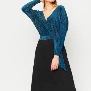 Платье Надин Бирюза Karree купить Вечернее платье