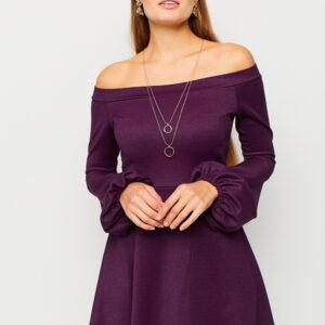 Платье Астрид Фиолетовый Karree купить Вечернее платье