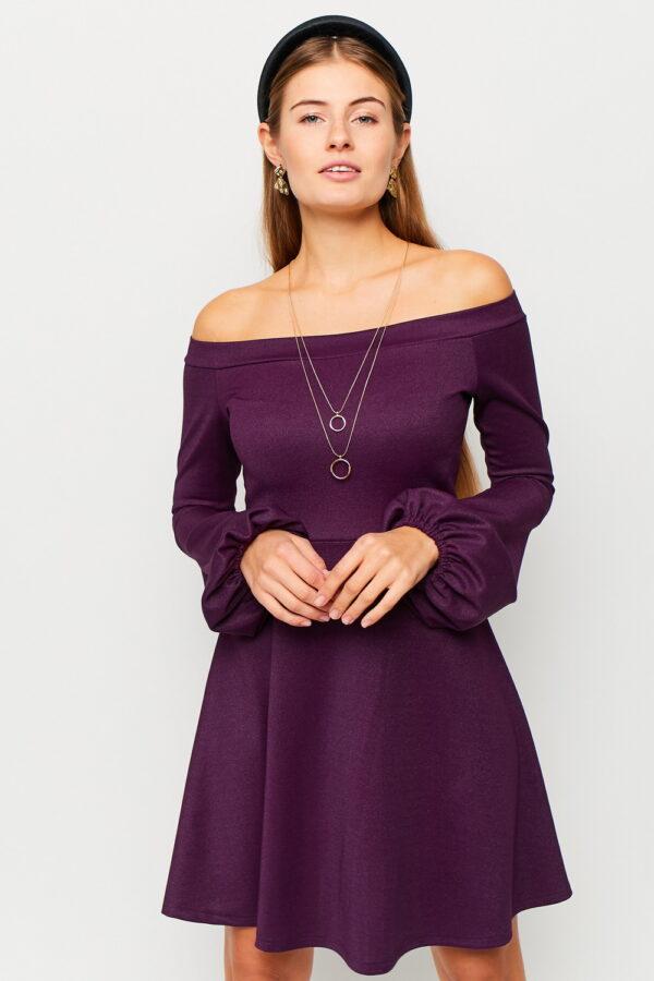Платье Астрид Фиолетовый Karree