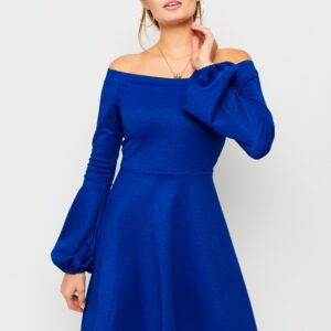 Платье Астрид Синий Karree купить Вечернее платье