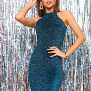 Платье Айвори Бирюза Karree купить Вечернее платье