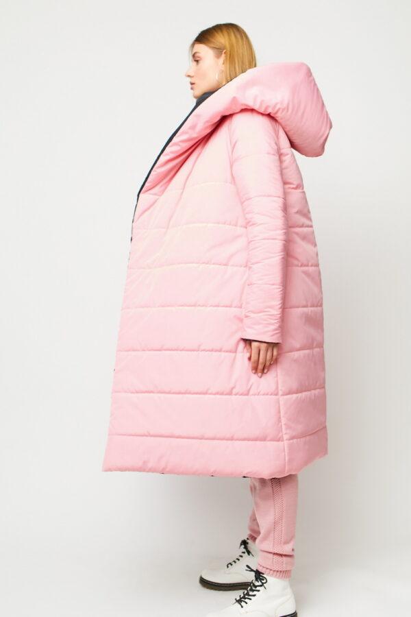 Пальто Блум Розовый Karree